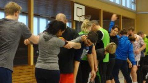 ÜL-C Ausbildung Breitensport – Grundlehrgang gestartet