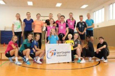 Sportassistenz-Ausbildung 2018
