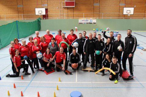 Sport-Thieme Akademie fand erneut in Varel statt