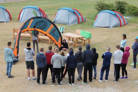 Spezialblocklehrgang Wassersport Camp erfolgreich durchgeführt